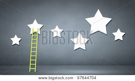 Ladder to stars