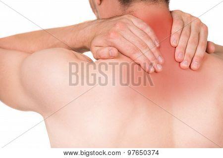 Man's Pain