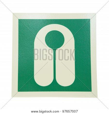 Sign Lifejacket