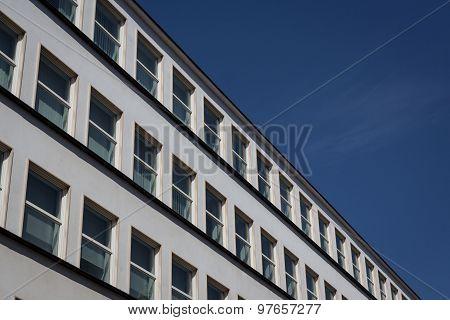 building facade exterior