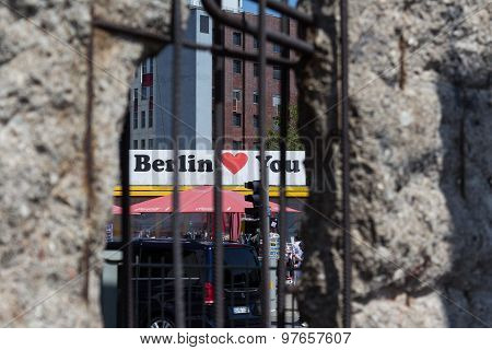 berlin wall - sightseeing berlin tourist attraction