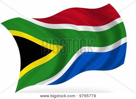 South_Africa  Flag