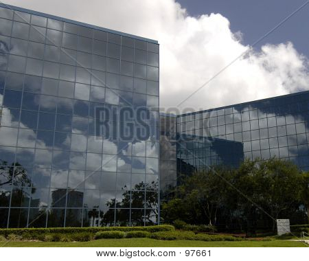 Offices With Reflections