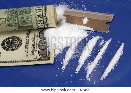 Cocaine And Money