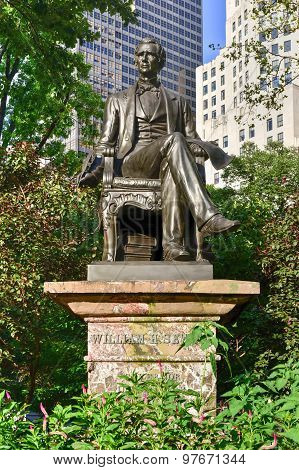 William Seward Statue