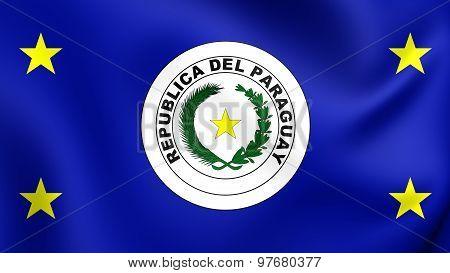 President Of Paraguay Standard