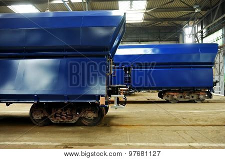 Freight Wagons Factory