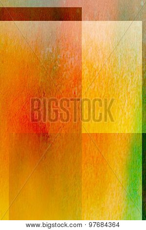 Beautiful Abstract Background - Rainbow Color Shading Texture