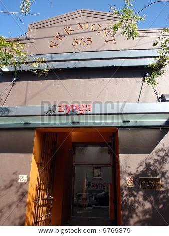 Zynga Office In San Francisco