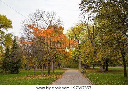 Park At  Margaret Island