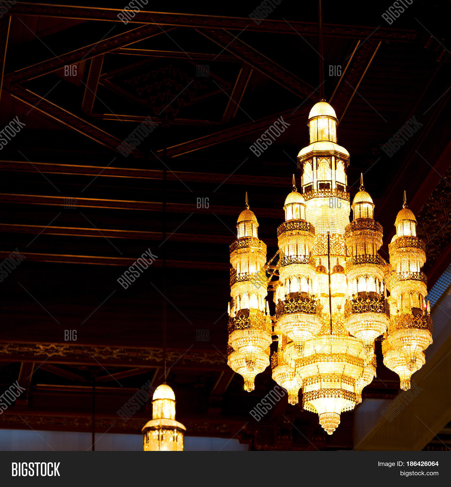 Oman Muscat Old Mosque Antique Image Amp Photo Bigstock