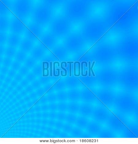 Blue fantasy infinity