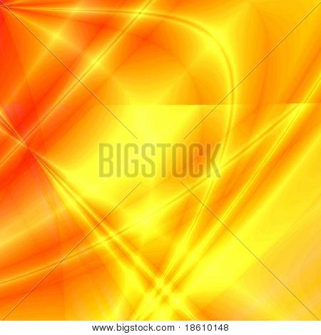 Heiße abstrakt