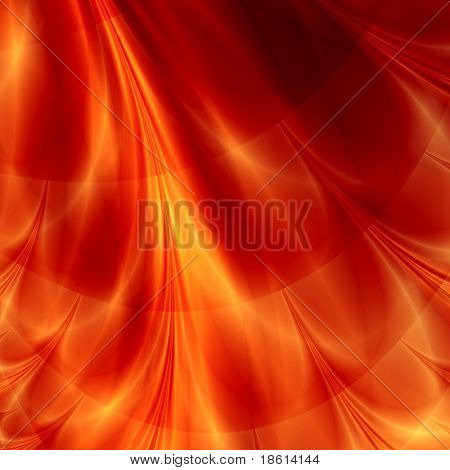 Fire fantasy