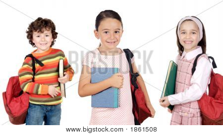 Lovables Students Childrens