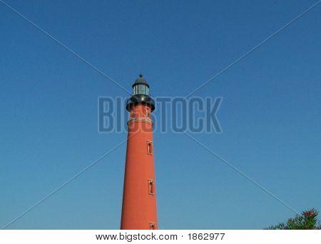 Lighthouse  & Oleander