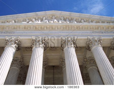 Pillars Of The Supreme Court