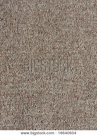 Close up of the pile of a carpet.