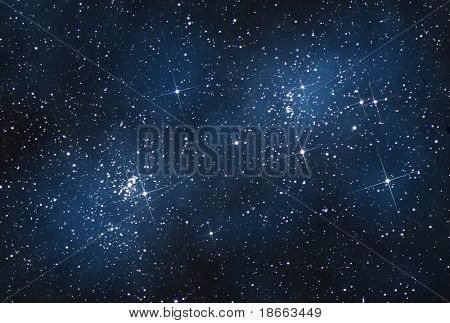 Öffnen Sie Cluster im Perseus