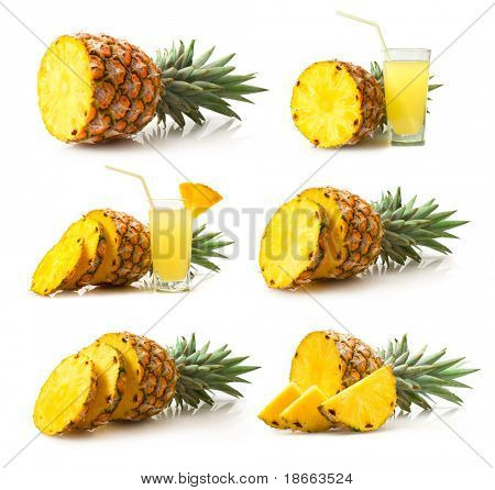 pineapples collection