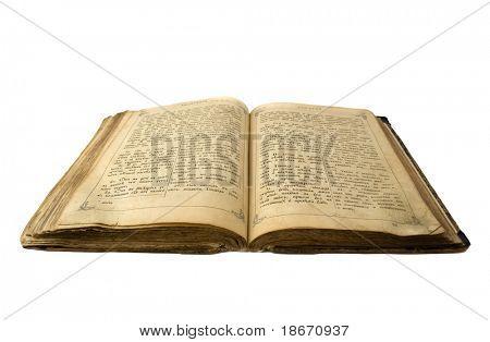 Old slavic bible