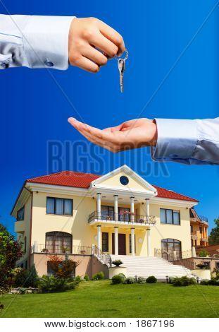 Dando as chaves