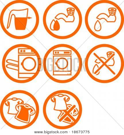 Brand New Home Rooms Icons. More Icons In Portfolio.