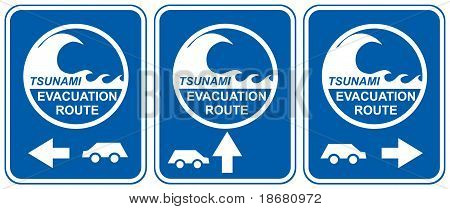 Tsunami Evacuation Vehicles