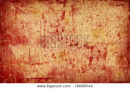 Computer designed highly detailed grunge textured background. Nice grunge element for your projects
