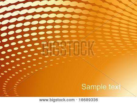 Fondo editable vector abstracto con espacio para su texto