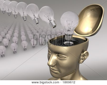Good Idea (Light Bulb)