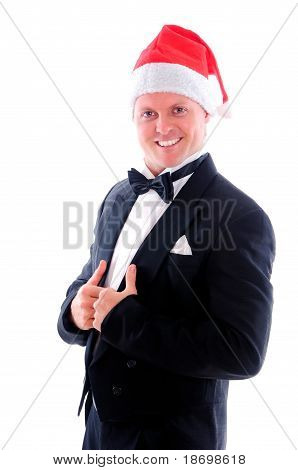 Man With Tailcoat