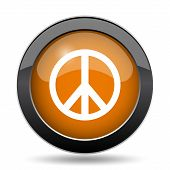 Peace Icon poster