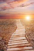 image of stairway to heaven  - Way to sky - JPG
