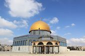 pic of aqsa  - The Dome of the Rock  - JPG