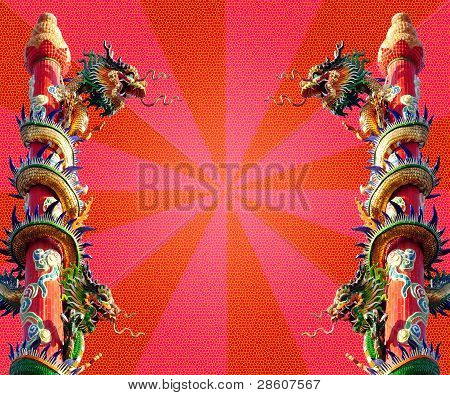 Dragon Statue