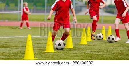Soccer Camp For Kids Boys