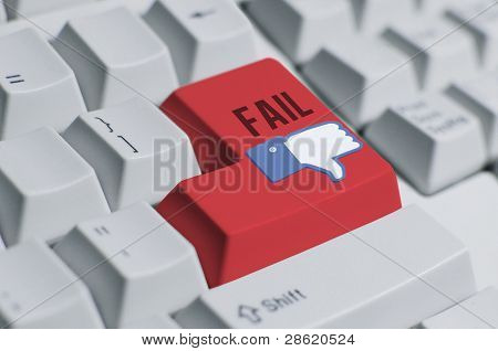 You Fail!---keyboard