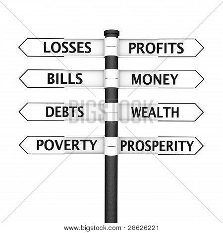 Wealth Vs Poverty
