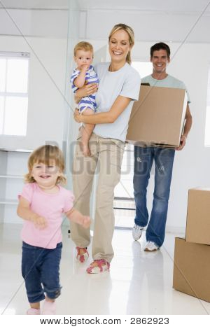 moving family