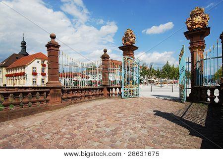 Town Hall Square Schwetzingen