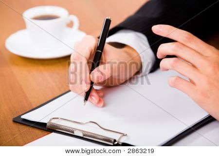 Before Writing A Contract