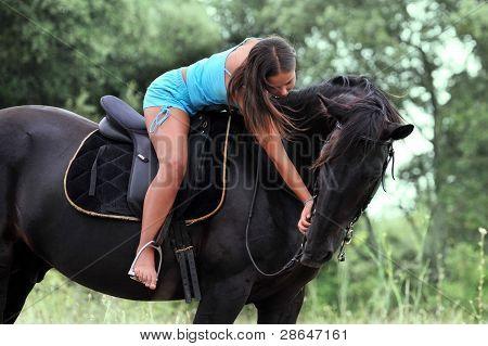 Riding Girl