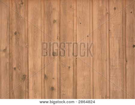 Cedar Outdoor Wall