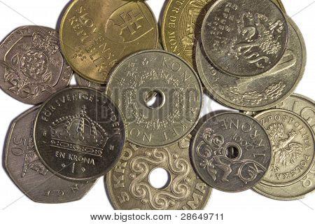 Europian Coins