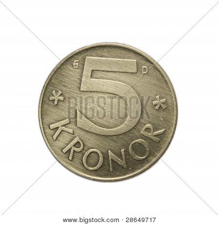 Swedish kronor