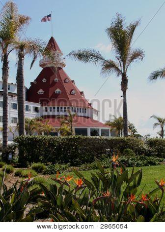 Hotel Del Coronado Grounds