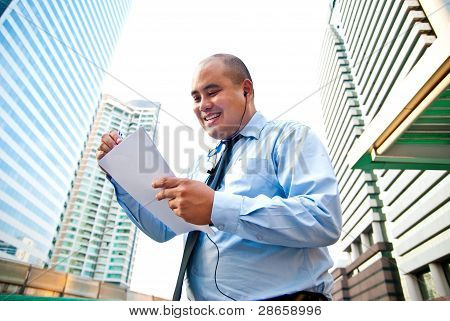 busineass man