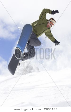 Extreme Snowboarden