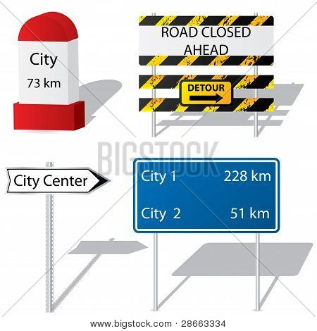 Road Sign Types